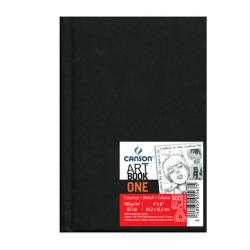 CANSON ART BOOK ONE 100 GR 10,2 X 15,2 CM